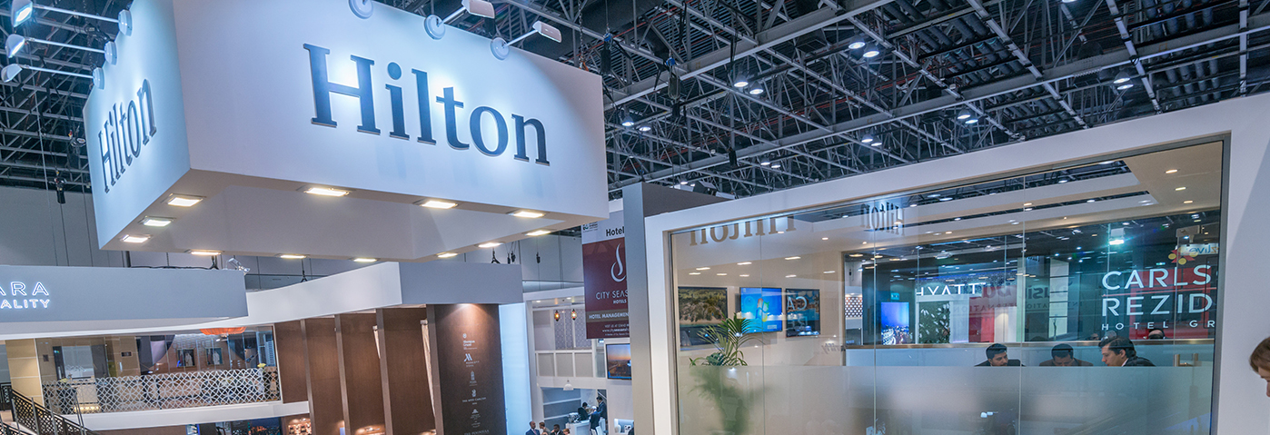 #ATM2016 & Beyond: Hilton Worldwide