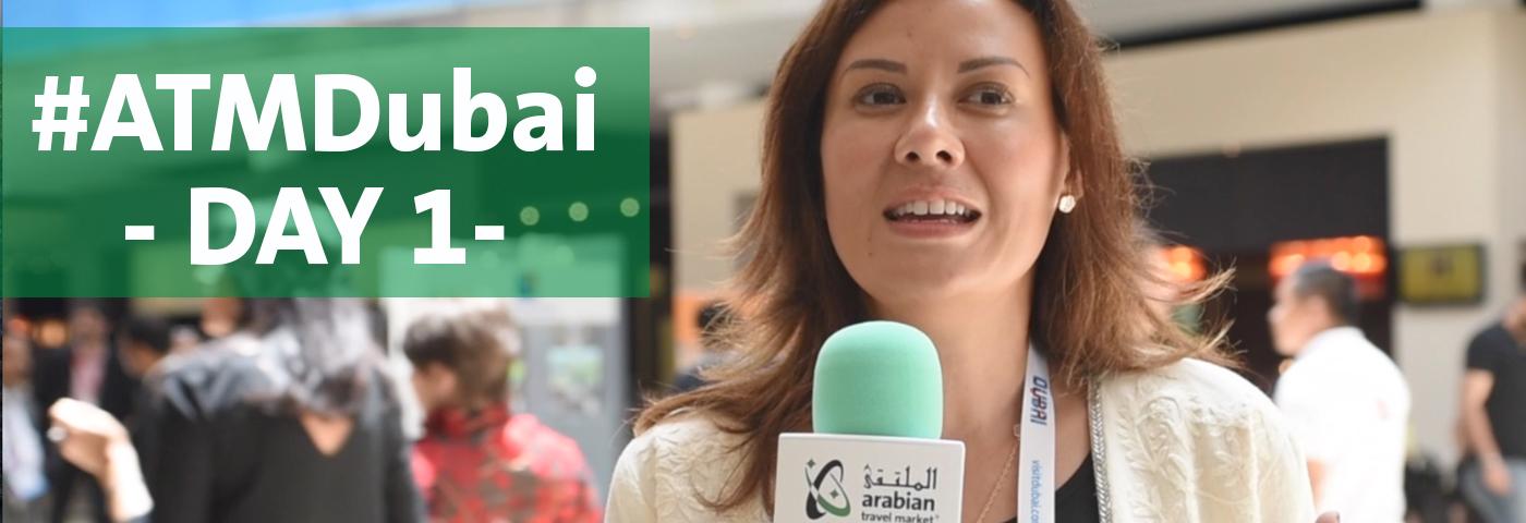 #ATMDubai Day 1 – The best bits!