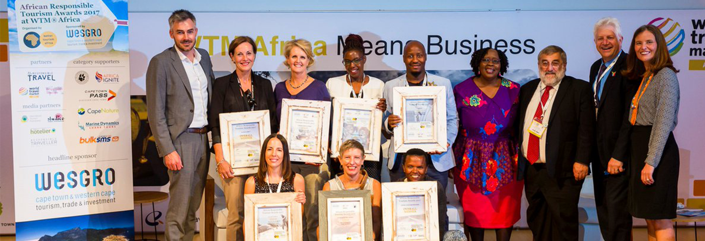 Responsible Tourism and the African Responsible Tourism Awards at WTM Africa