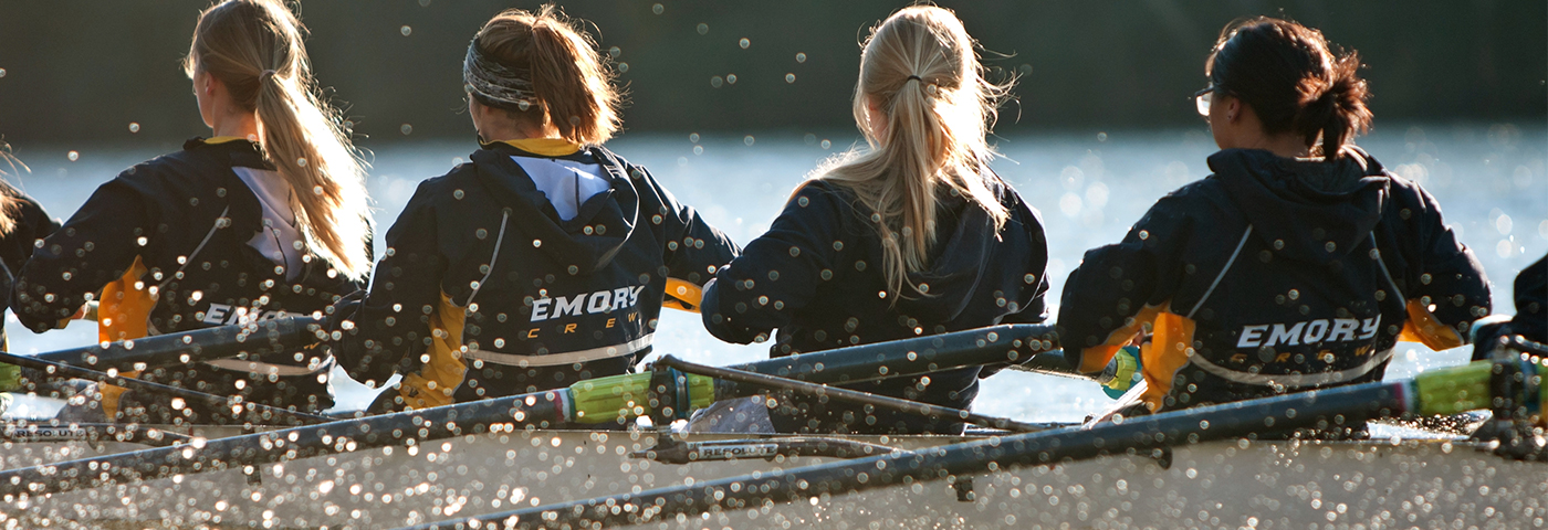 Interview with Coxless Crew rower about female resilience, leadership and strength