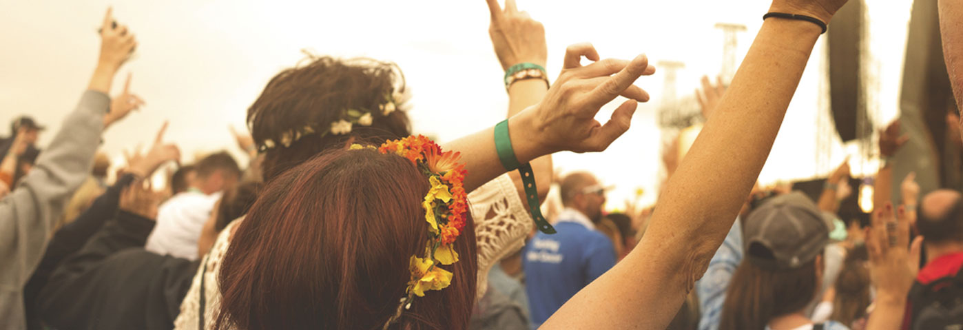 Trips to festivals are a promising niche market for the travel industry