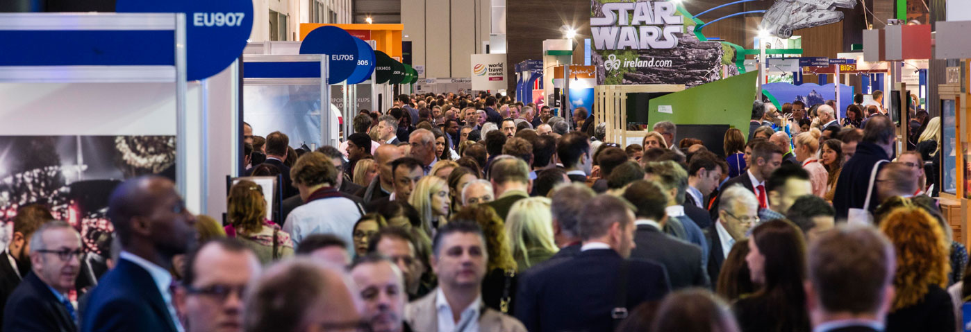 Impressive increase in visitor numbers puts WTM Portfolio on target for record-breaking year of business deals
