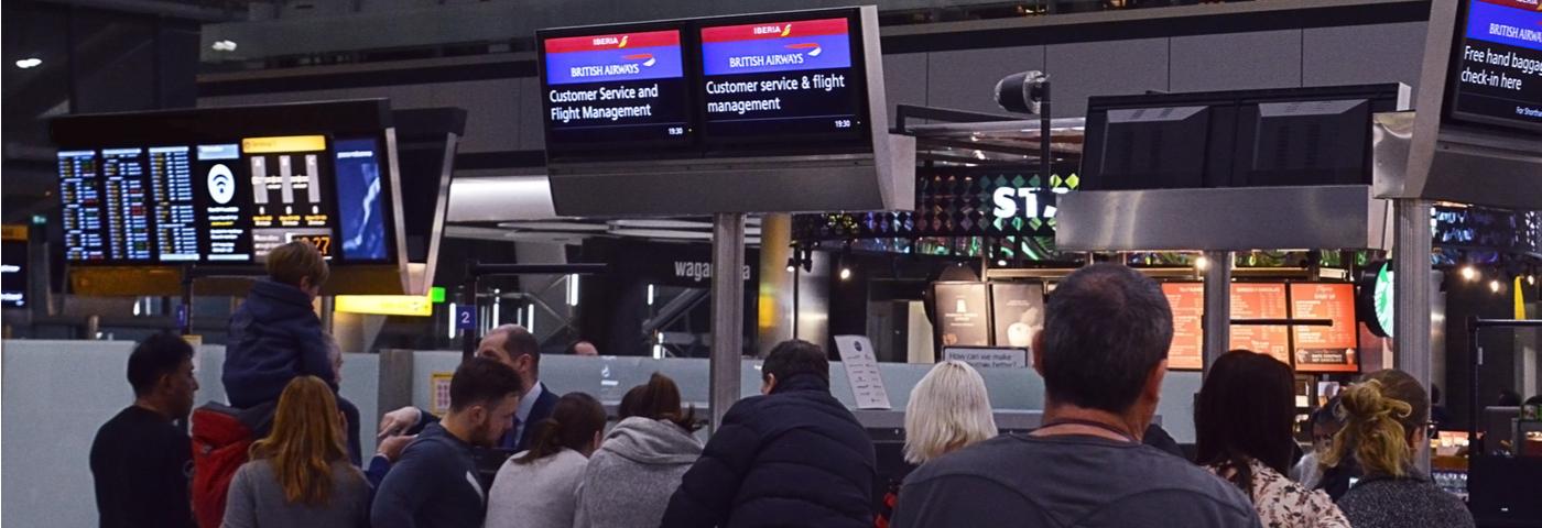 The British Airways lesson