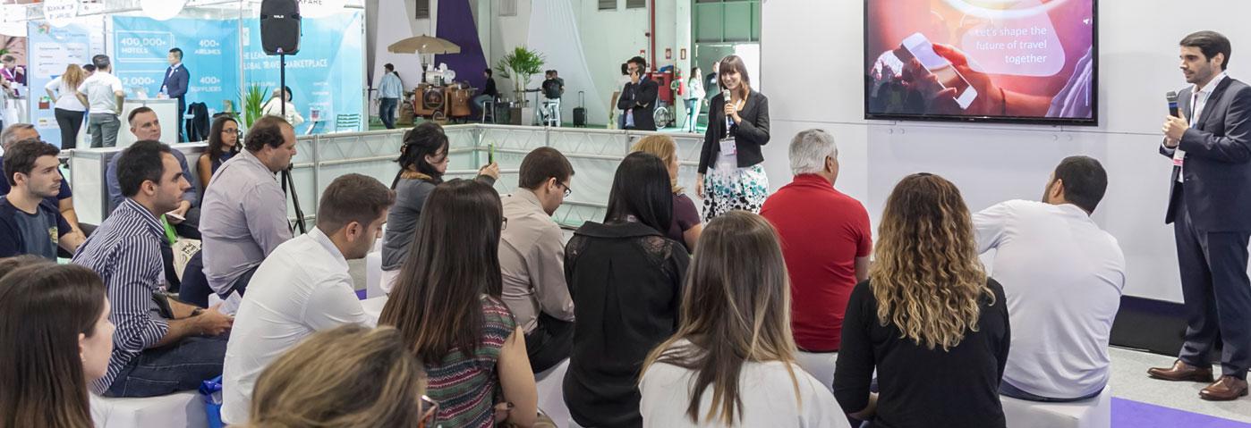 Amadeus presenta herramienta de Big Data durante 5º edición de WTM Latin America & 47° Encuentro Comercial Braztoa