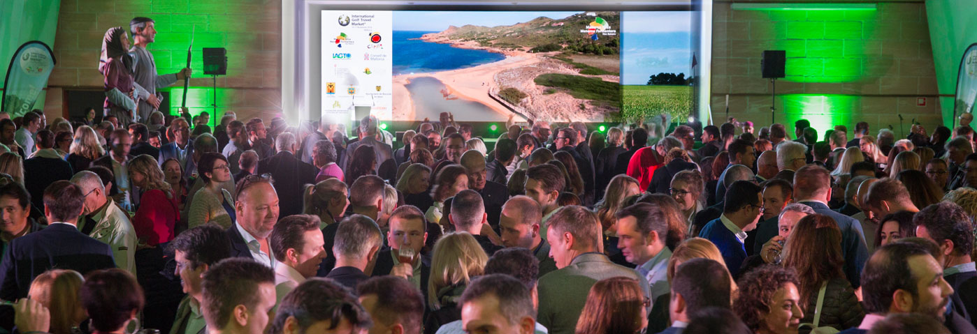 Record-breaking International Golf Travel Market in Mallorca is officially underway