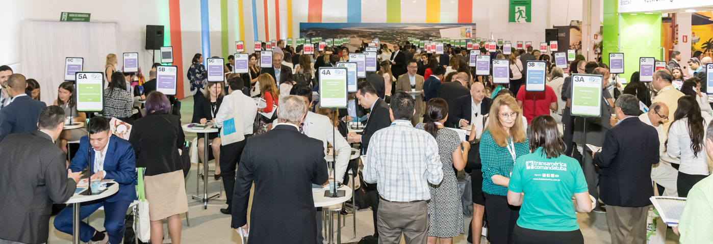 New Business and networking mark the second day of WTM Latin America