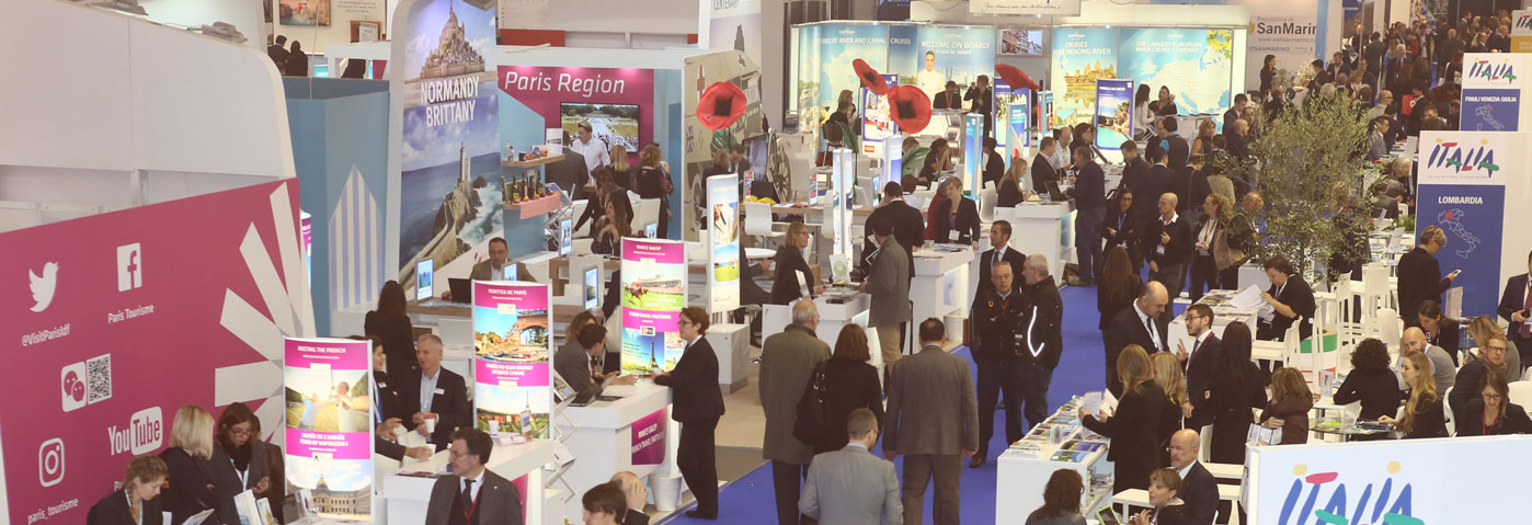 Business at Buyers Mean WTM London 2017