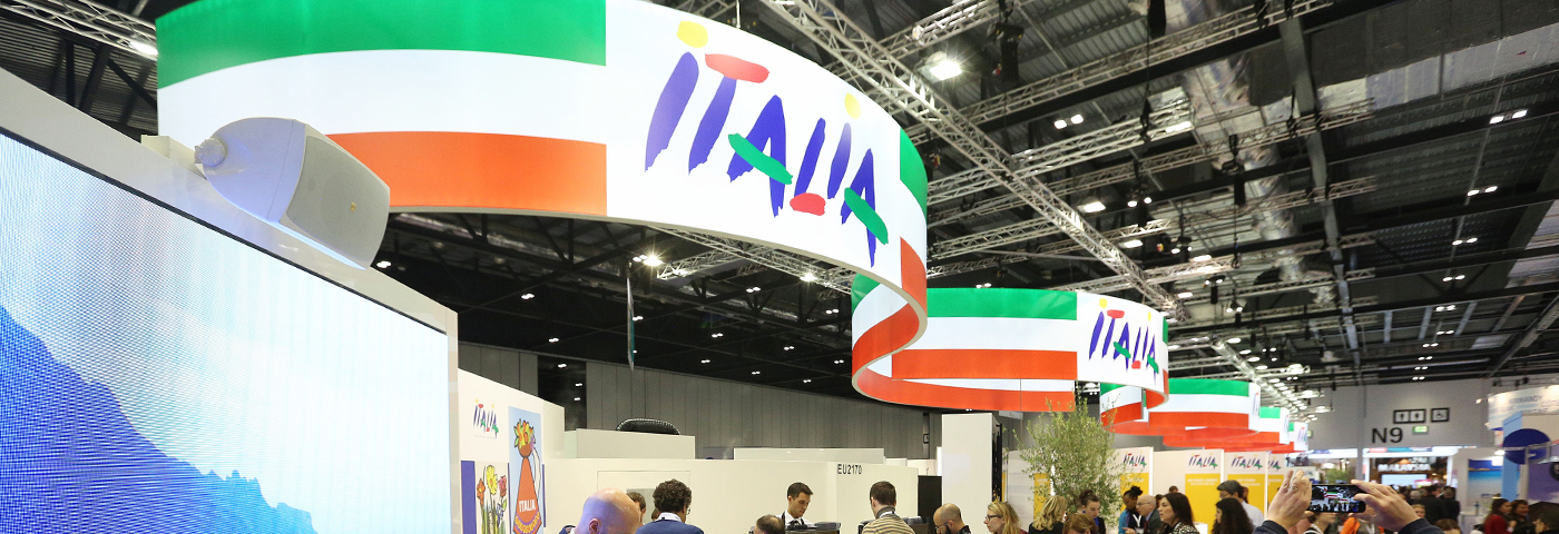 WTM London 2017's Premier Partner is Italy
