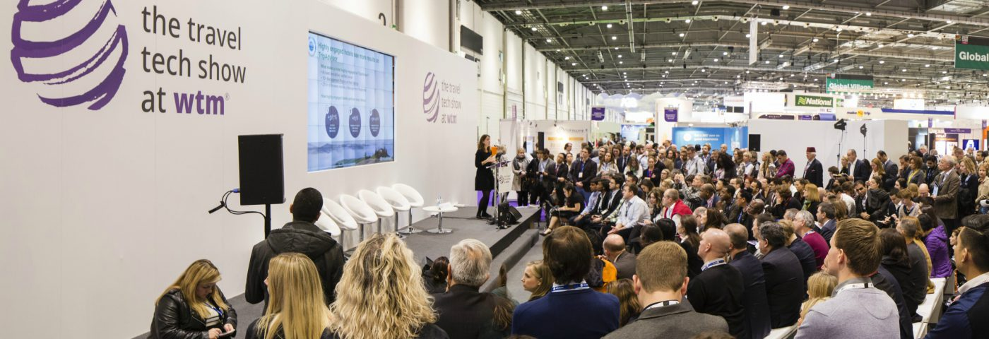From virtual reality to easier payment systems and customer safety: Meet WTM London's new travel tech exhibitors