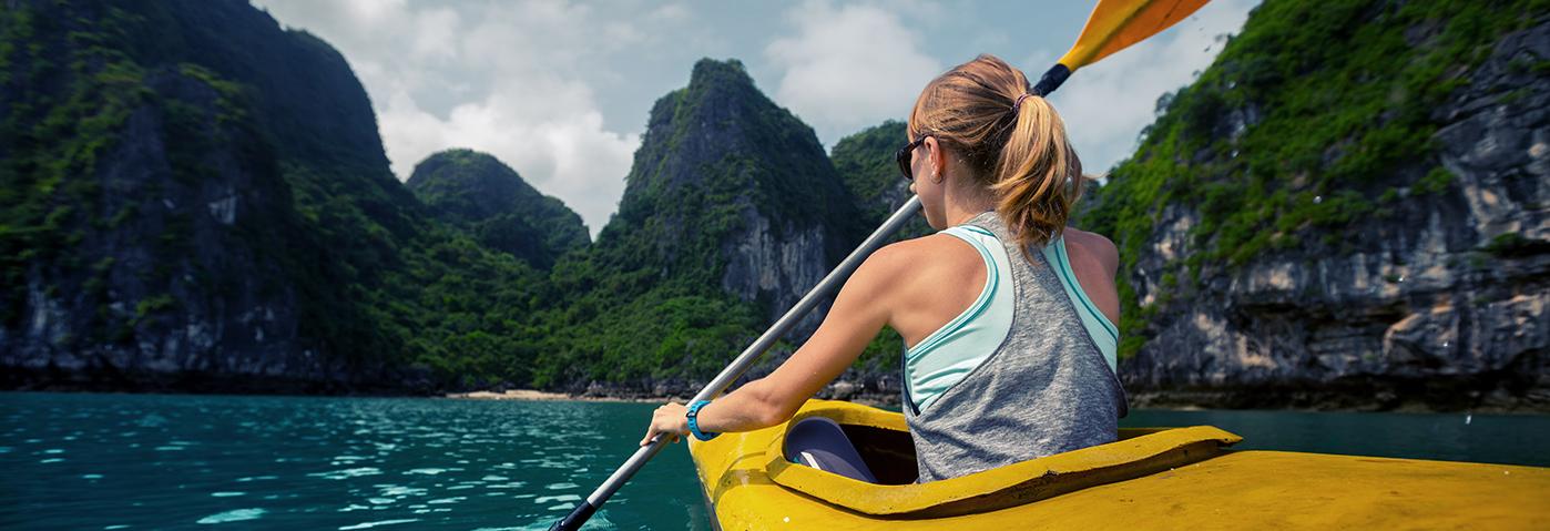 Ecoturismo e Experiências Culturais vêm sendo muito procurados (e outros fatos reveladores da pesquisa sobre viagens de aventura)