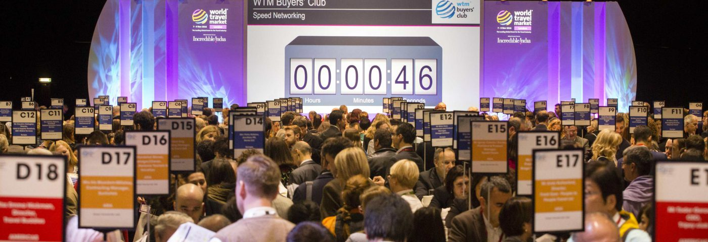WTM London Offers Priority Access to Buyer Speed Networking Sessions