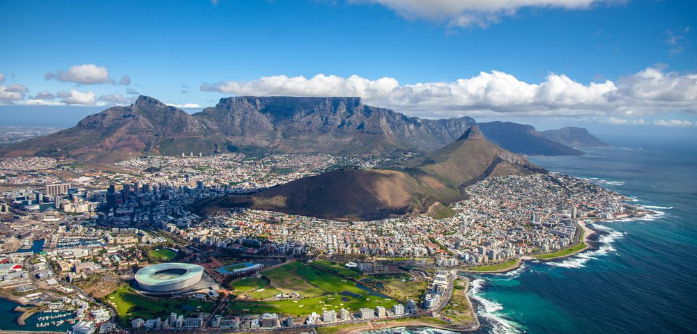 Cape Town development nears completion