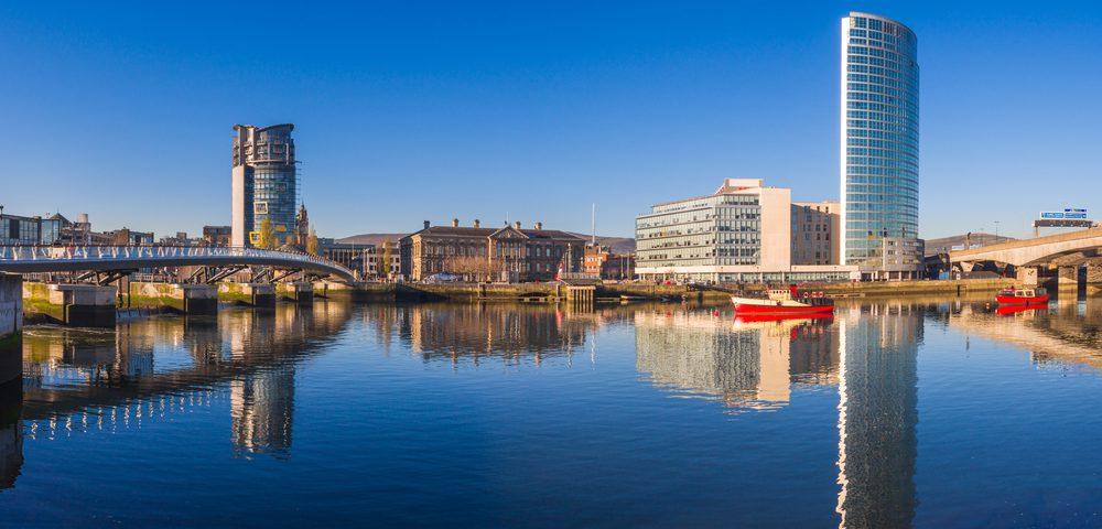 Looking grand in Belfast