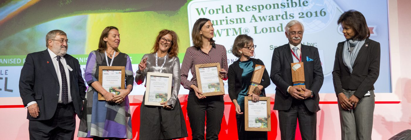 WTM has announced the 12 finalists in the 2017 WTM Responsible Tourism Awards