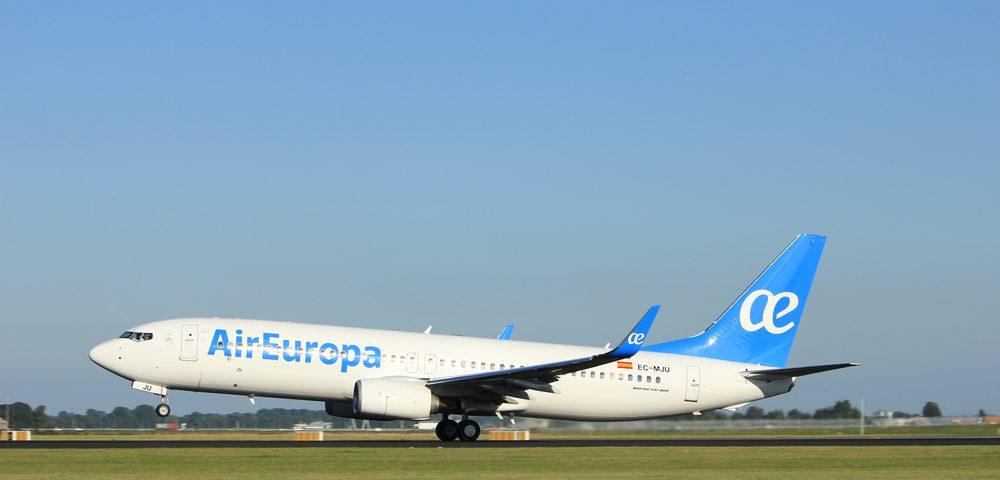 Air Europa celebrates 30 years