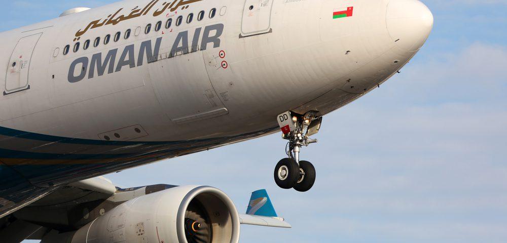 Oman Air hits new heights