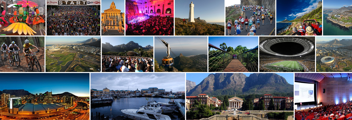 Cape Town, the 'Events Capital of Africa' and a year-round destination