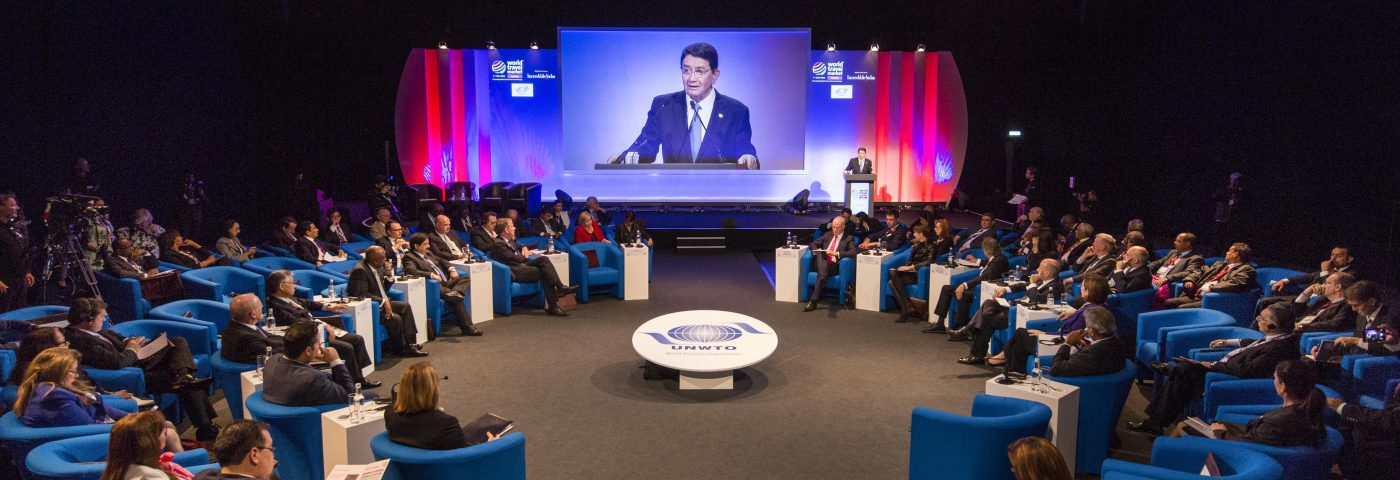 2017 UNWTO & WTM Ministers' Summit