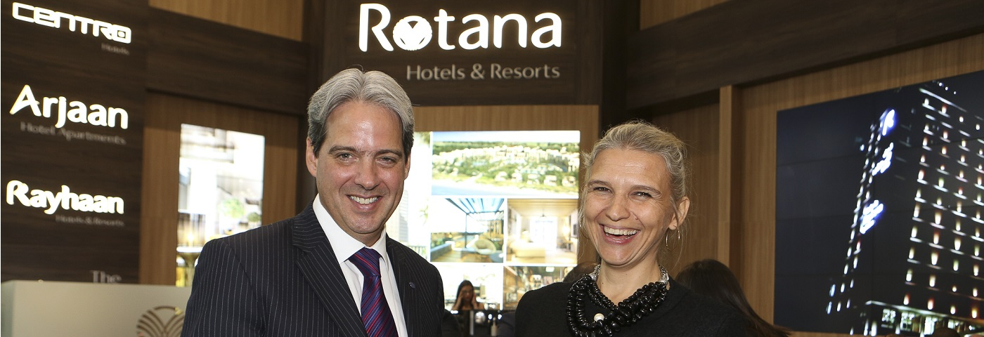 Rotana continues relationship with Arabian Travel Market
