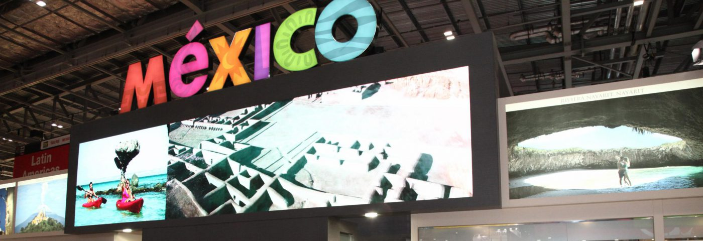 Mexico to sponsor visitor registration at WTM London 2017