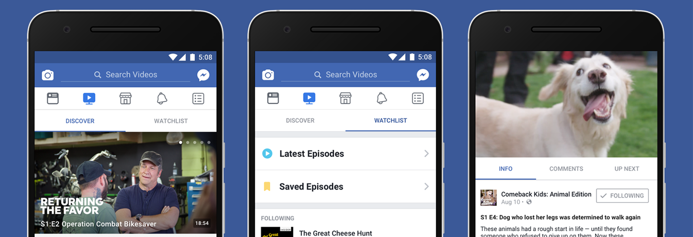 Watch this space: will travel embrace Facebook's new video platform?