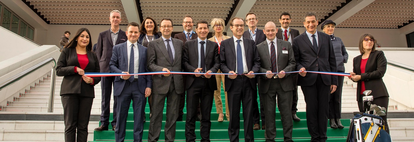Focus turns to France and The 2018 Ryder Cup as landmark 20th edition of International Golf Travel Market (IGTM) opens in Cannes