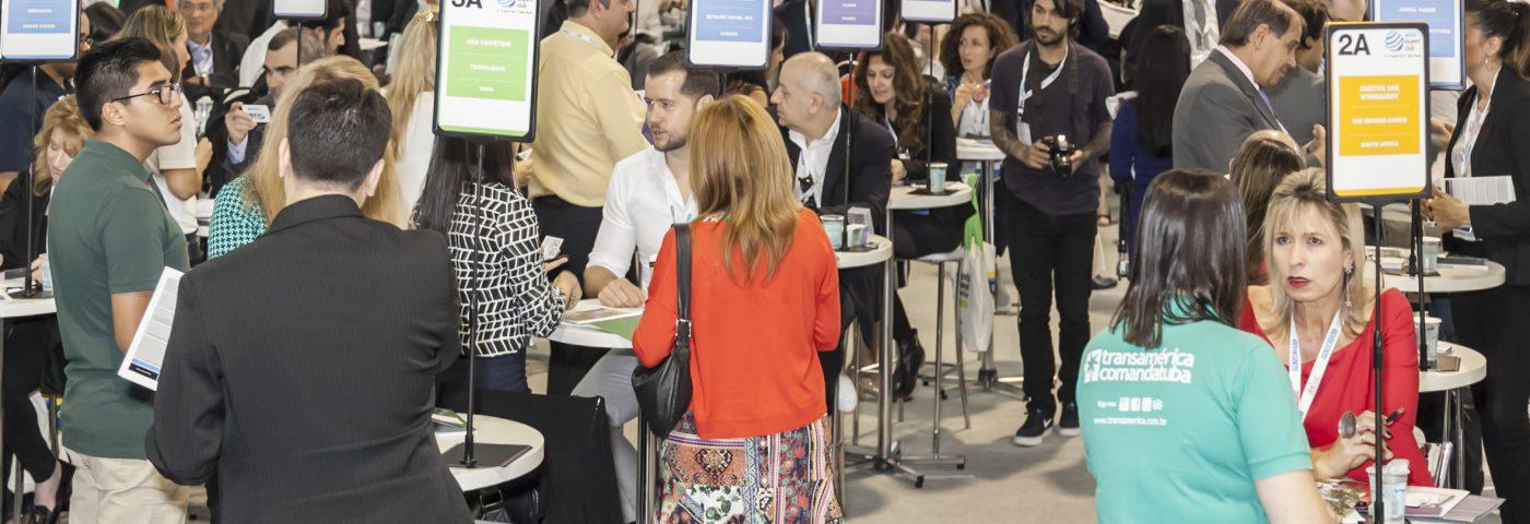 WTM Latin America abre inscrições para Digital Influencers' Speed Networking Session
