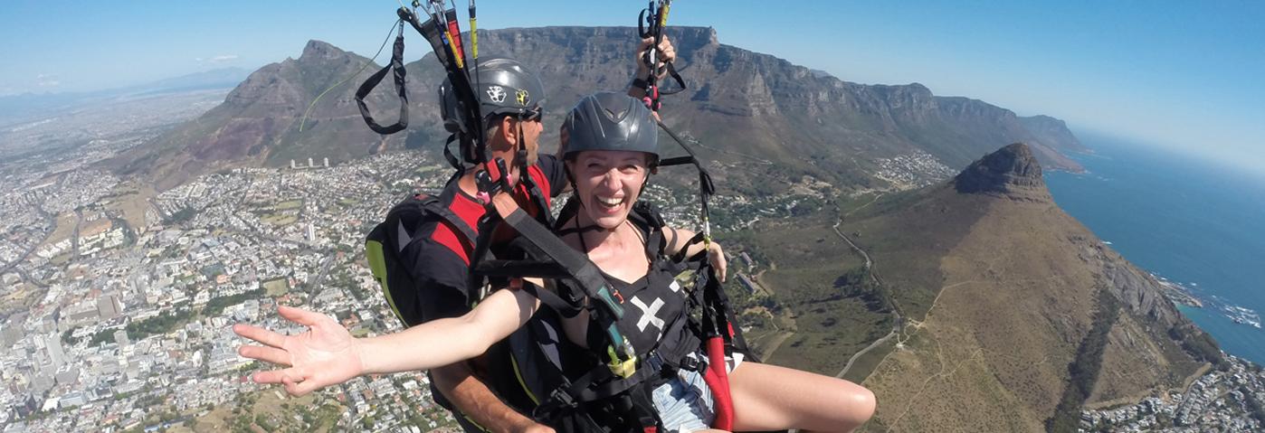 The best adventure activities in Cape Town