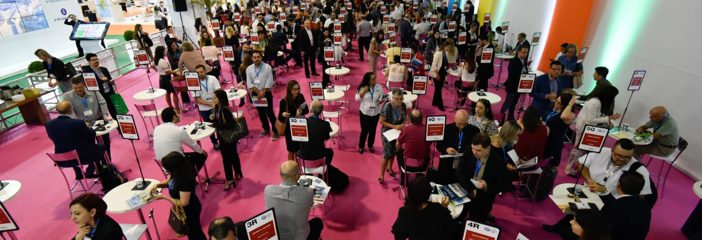 Jam-packed corridors and sessions: WTM Latin America celebrates success on the second day of the event