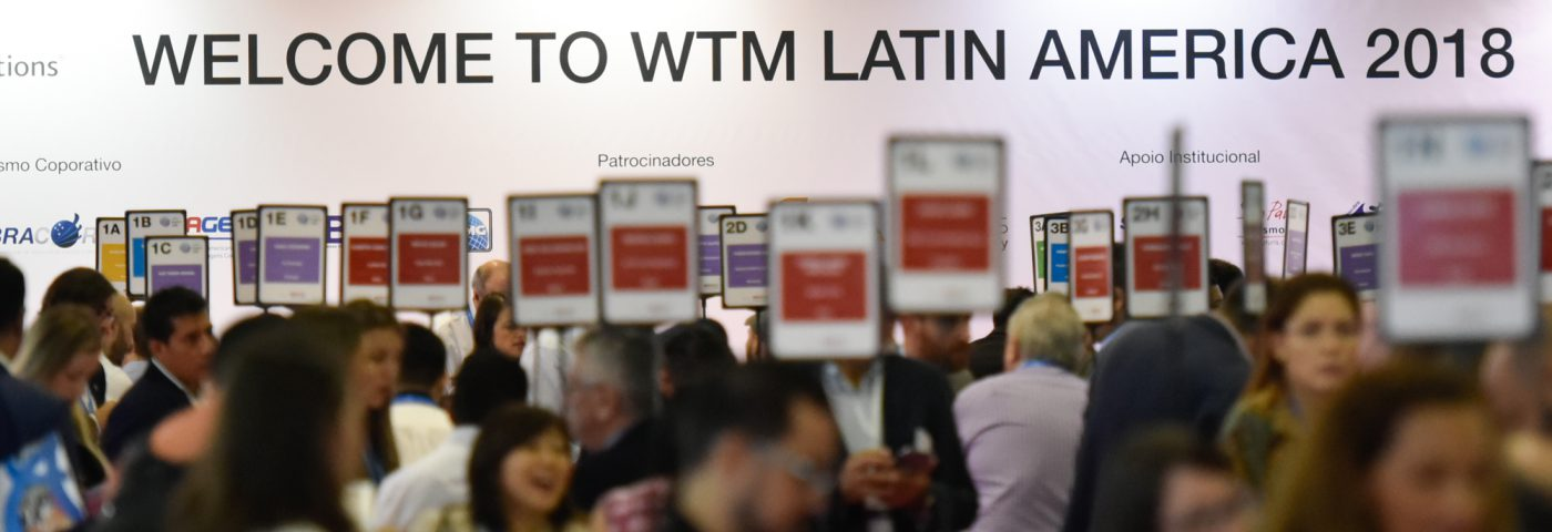 Speed Networking Sessions demonstrate success at WTM Latin America 2018 with more than 12,000 business meetings