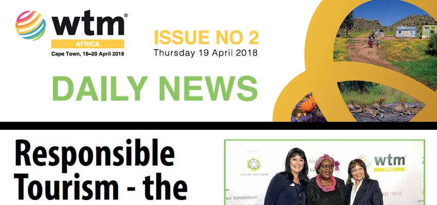 WTM Daily News | Wednesday 19 April 2018