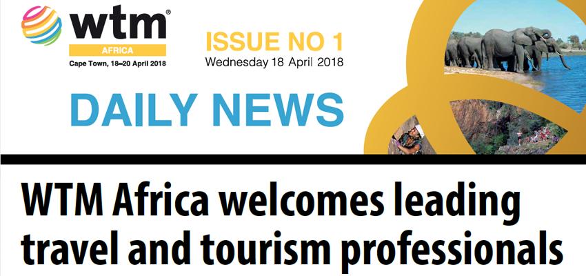 WTM Daily News   Wednesday 18 April 2018