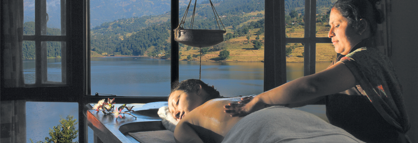 Wellness at The Begnas Lake Resort & Villas
