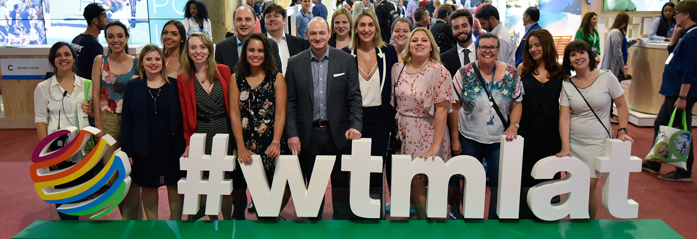 WTM Latin America Attracts Almost 12,000 Visits in 2018