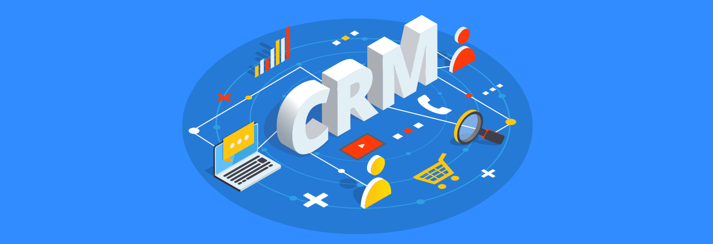 CRM is moving on