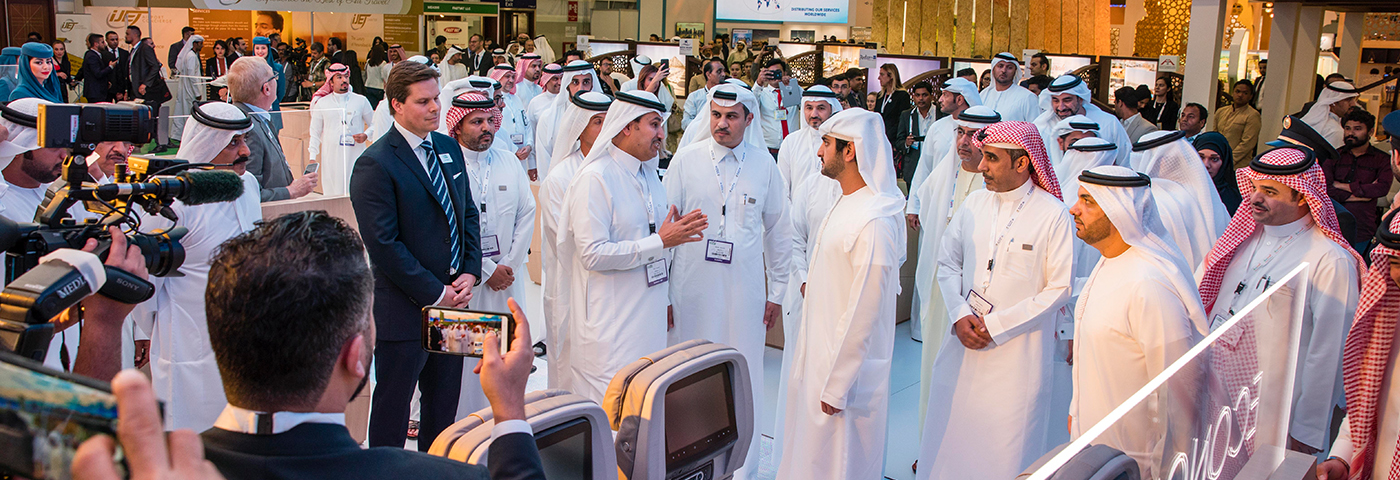 Deputy Ruler of Dubai opens 25th edition of Arabian Travel Market