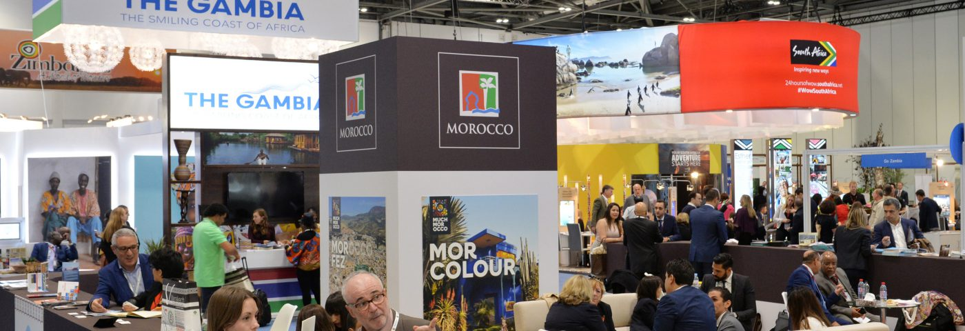WTM London's Africa Region Hosts almost 45,000 meetings