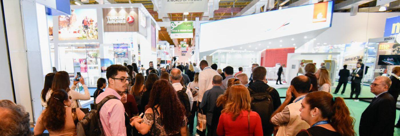 WTM Latin America atrae interés de expositores  en la edición 2019