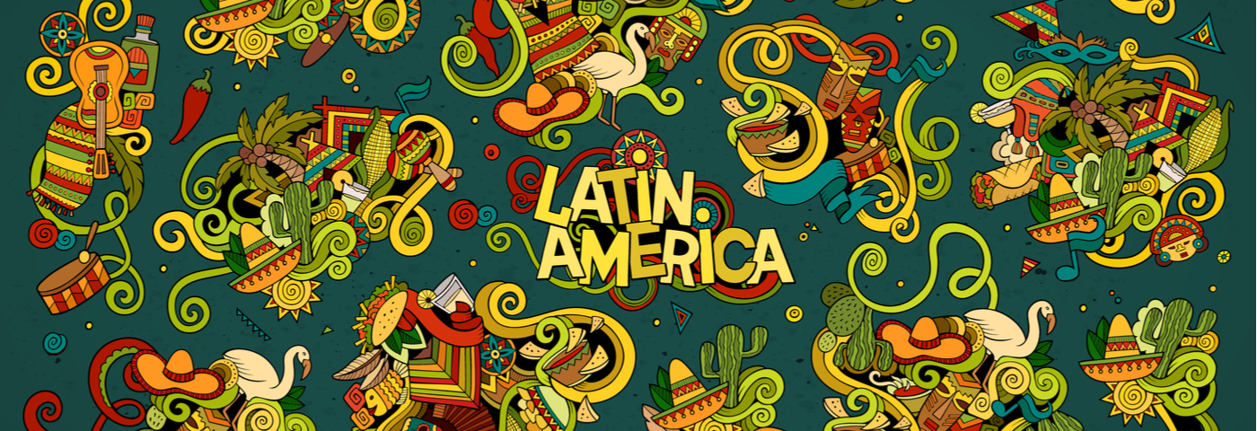 Mexico, Brazil and Argentina are the most visited countries in Latin America