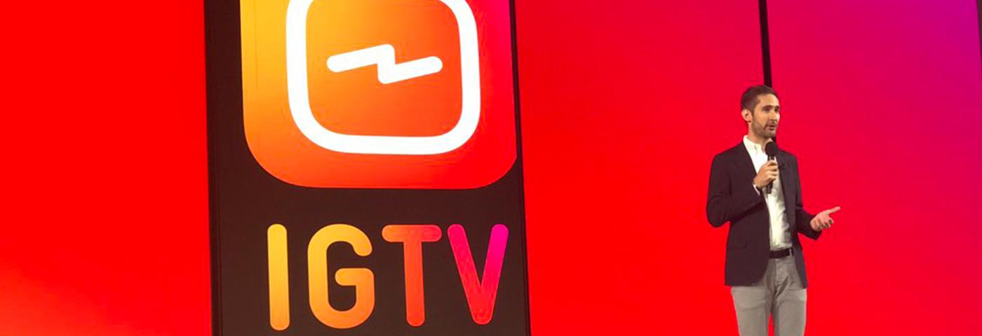 Instagram: está se tornando a TV dos dispositivos móveis?