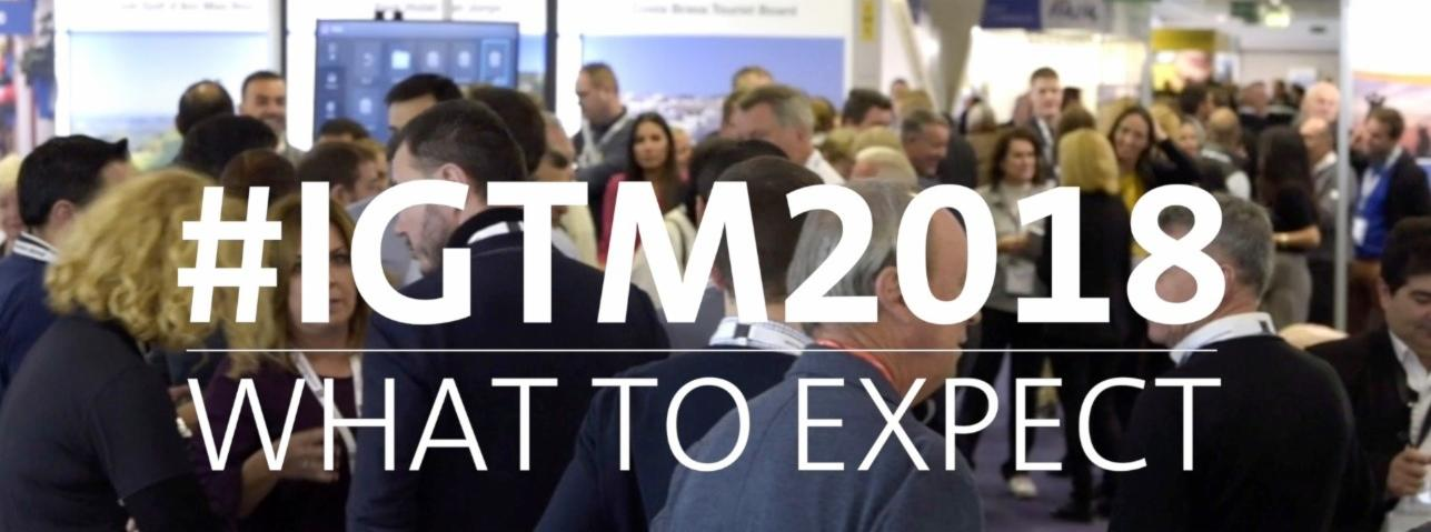 Watch the IGTM video to get a sneak preview of the 2018 event