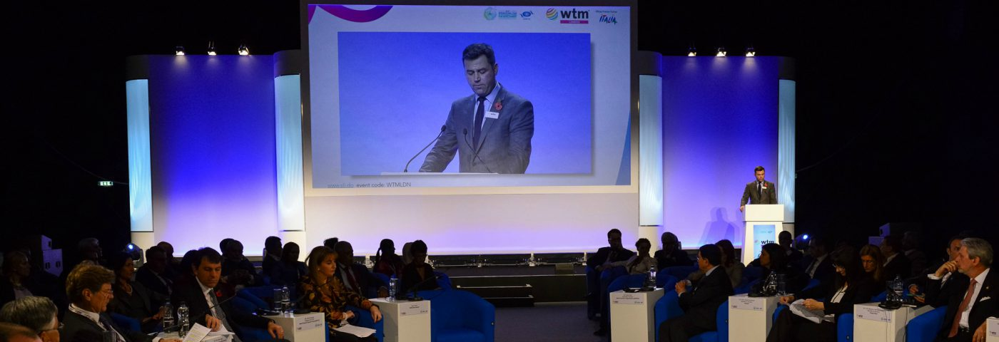 Technology the Theme of New Format UNWTO & WTM Ministers' Summit