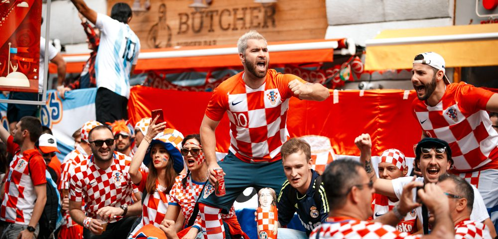 Croatia Scores With Tourists Thanks To World Cup Success
