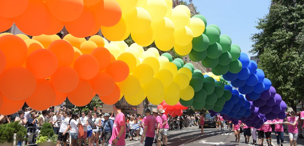 New York City Has Pride In Its History