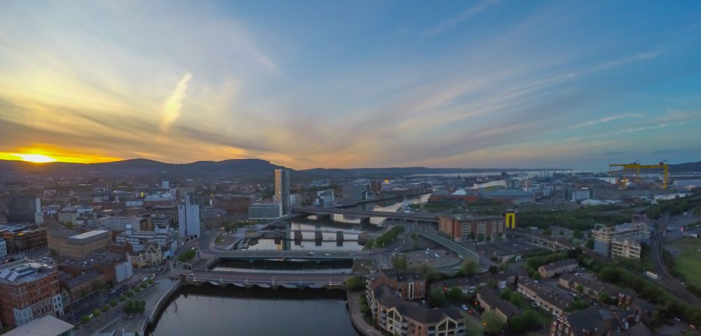 Belfast's tallest hotel