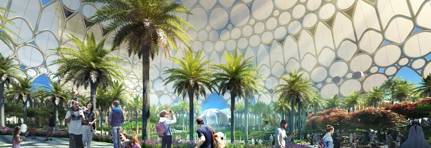 Expo 2020 Dubai: a world of possibilities