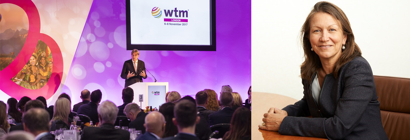 Brexit Takes Centre Stage at The WTM London Leaders' Lunch
