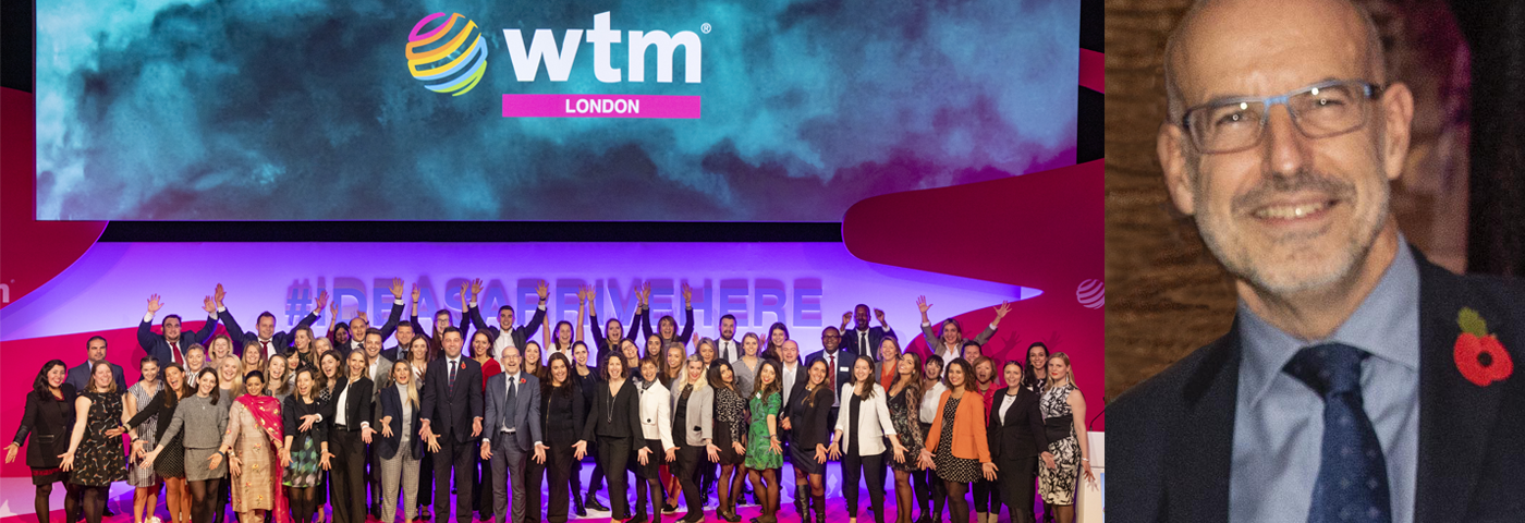 Travel entrepreneur takes the helm at WTM Portfolio