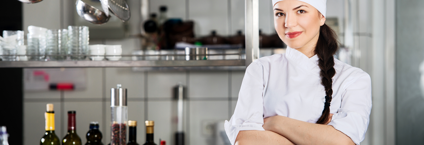 The place for (entrepeneurial) women is…… in the kitchen!?