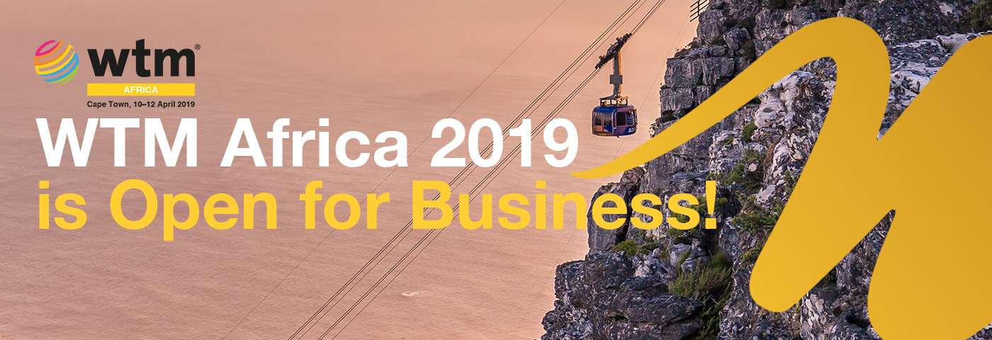 WTM Africa 2019 is Open for Business!
